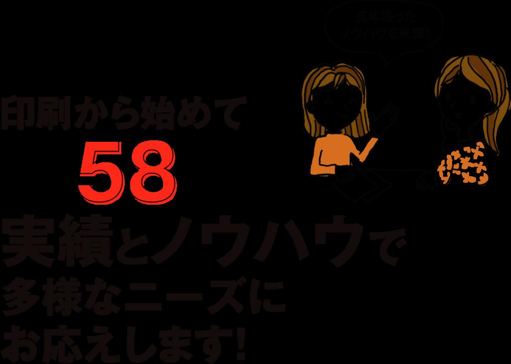 創業58年!_sp